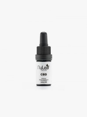 Nuleaf Naturals 240mg Full Spectrum CBD Oil