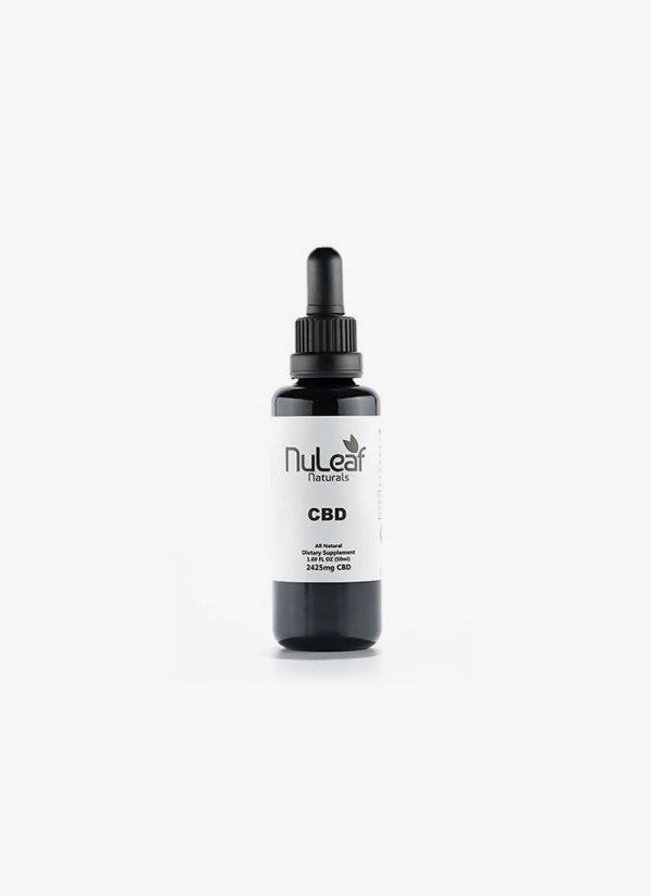 Nuleaf Naturals 2450mg Full Spectrum CBD Oil