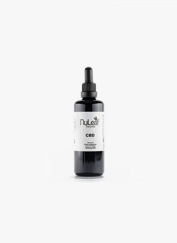 Nuleaf Naturals 4850mg Full Spectrum CBD Oil