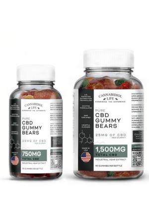 Cannabidiol Life CBD Gummy Bears