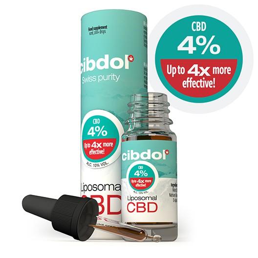Cibdol Liposomal CBD Oil 4%